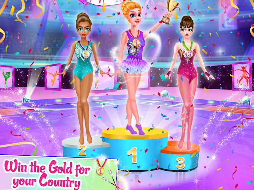 Gymnastic SuperStar Dance Game apkdebit screenshots 8