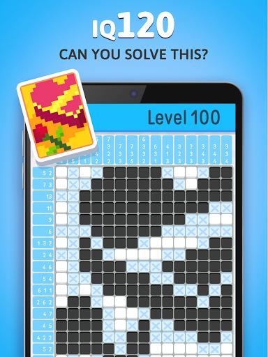 Nonogram - Logic Pic Puzzle - Picture Cross screenshots 10