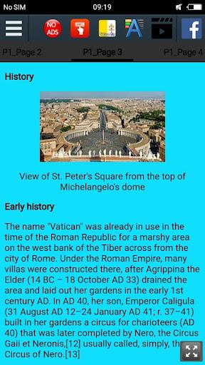 Foto do History of Vatican City