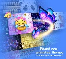 Hi Keyboard - Emoji Sticker, GIF, Animated Theme