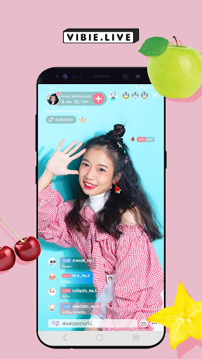 Vibie Live - Best of live streams community android2mod screenshots 6