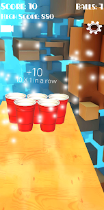 Throw Pong Hack Online (Android iOS) 4