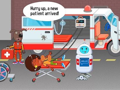 Pepi Hospital: Learn & Care MOD APK 1.1.02 (Free Purchase) 10