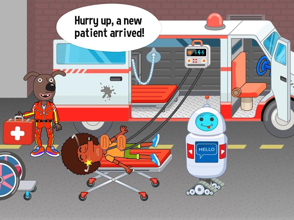 Pepi Hospital: Learn & Care  poster 14