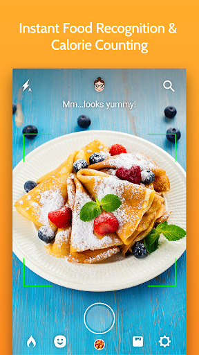 Calorie Mama AI: Meal Planner & Food Macro Counter modavailable screenshots 1