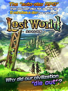Lost World – 失われた世界 – Mod Apk (Weak Enemy) 6