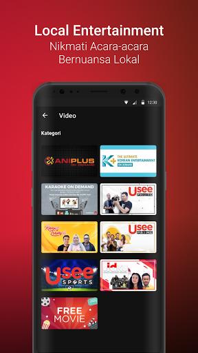 UseeTV GO - Watch TV & Movie Streaming android2mod screenshots 6