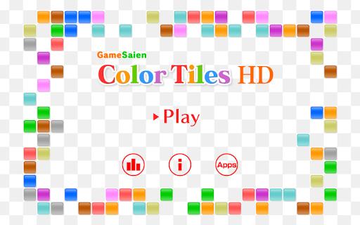 Color Tiles HD  screenshots 1
