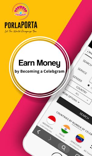 porlaporta - influencer marketing platform screenshot 1