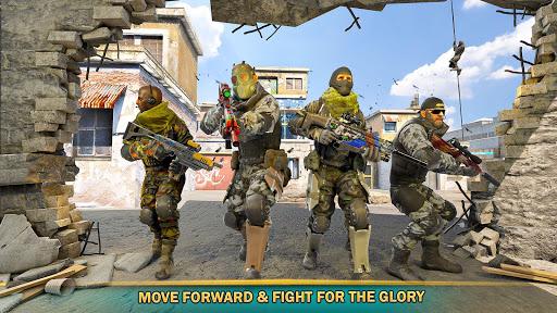 Anti Terrorist Shooting Squad-Combat Mission Games apktram screenshots 13