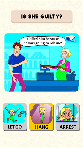 Be The Judge - Ethical Puzzles, Brain Games Test  screenshots 5