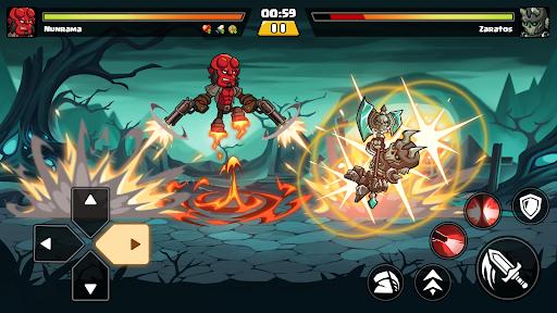 Brawl Fighter - Super Warriors Fighting Game  screenshots 3