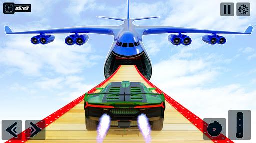 Impossible GT Car Driving Tracks: Big Car Jumps apkpoly screenshots 6
