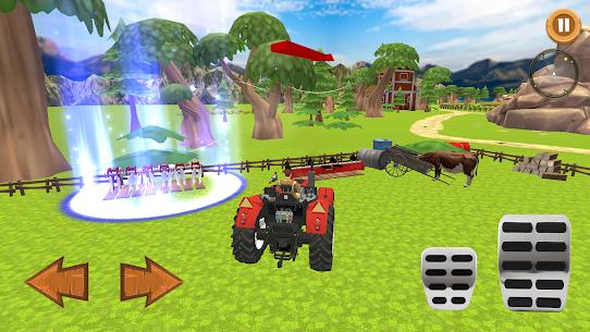 Real Farmer – Tractor Farming Game Simulator 3D Apk 3