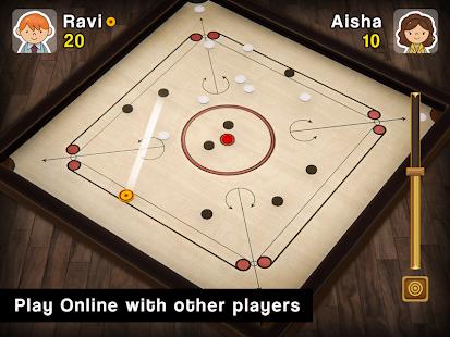 Carrom Multiplayer - 3D Carrom Board Games Offline 2.3 screenshots 3