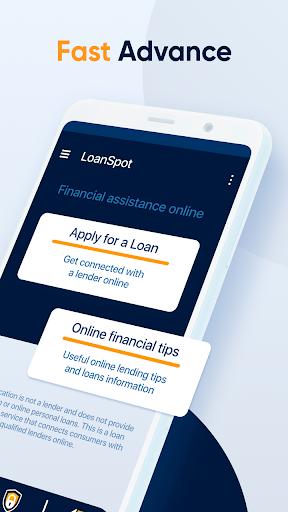 Payday Loans Borrow money App  screenshots 2