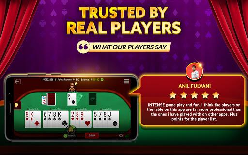 Junglee Rummy : Play Indian Rummy Card Game Online screenshots 18