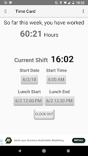 Time Card  Apps For Pc – Free Download (Windows 7, 8, 10) 2