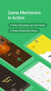 GameParty - Free Games, Casual Games and Hot Event Screenshot