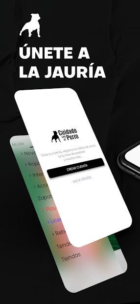 Captura de Pantalla 2 de Cuidado con el Perro para android