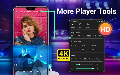 Video Player & Media Player All Format 1.9.2 Screenshots 15