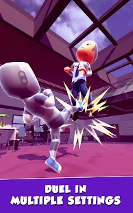 Swipe Fight! Screenshot