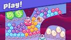 screenshot of Angry Birds Dream Blast - Toon Bird Bubble Puzzle