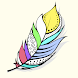 色彩の旅-coloring diorama-:*癒し*カラーリングブック - Androidアプリ