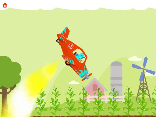 Dinosaur Farm - Tractor simulator games for kids screenshots 12