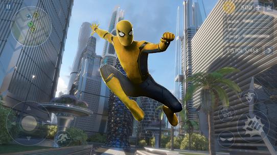 Spider Rope Hero: Crime City Battle 3