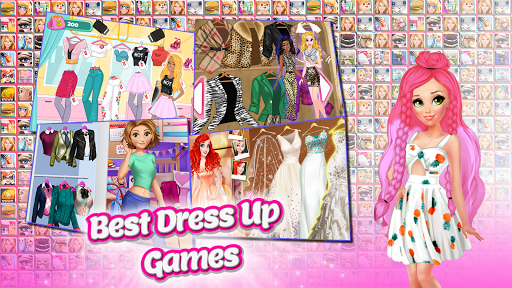 Frippa Games for Girls 2.3 screenshots 5