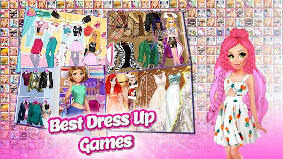 Frippa Games for Girls 2.3 Screenshots 8