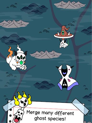 Ghost Evolution - Create Evolved Spirits 1.0.2 screenshots 11