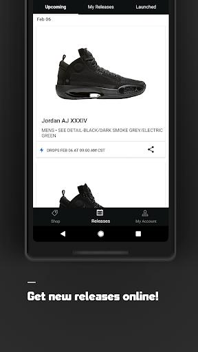 Foot Locker: Sneakers, clothes & culture apktram screenshots 3