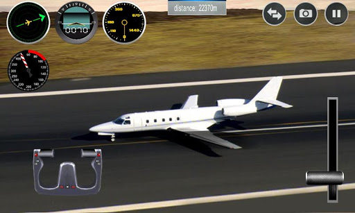 Plane Simulator 3D 1.0.7 Screenshots 2