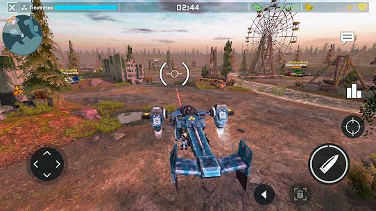 Massive Warfare: Gunship Helicopter vs Tank Battle 3