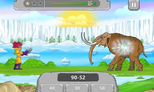 Math vs Dinosaurs Kids Games 2.5 screenshots 1