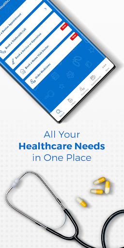 Vezeeta screenshot for Android