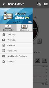 Sound Meter Pro v2.6.1 build 51 [Patched] 4