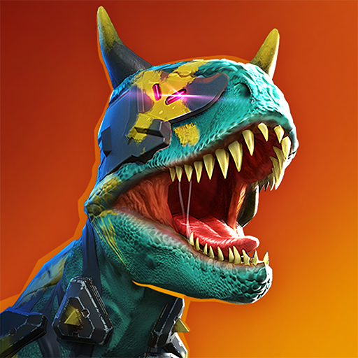 Dino Squad:巨大恐竜のTPS恐竜シューター