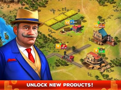 Idle Train Empire Mod Apk (Unlimited Money/Gold) 7