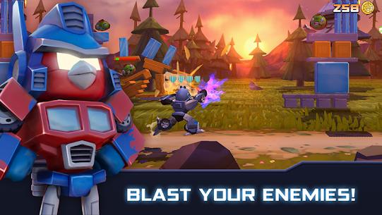 تحميل لعبة Angry Birds Transformers مهكرة للاندرويد [آخر اصدار] 1