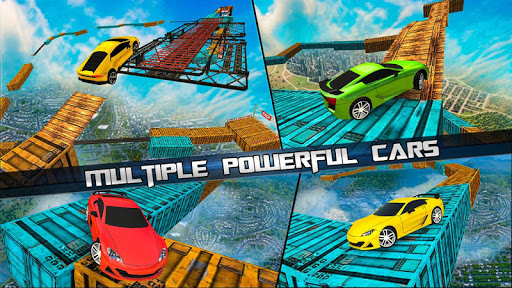 Impossible Tracks Stunt Car Racing Fun: Car Games screenshots 8
