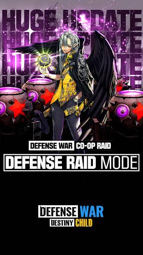 Defense Waruff1aDestiny Child PVP Game 1.9.10 screenshots 1