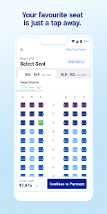 IndiGo-Flight Ticket Booking App 5.0.76 Screenshots 4