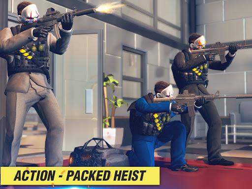 Gangster Crime Bank Robbery -Open World Games 2021 screenshots 11