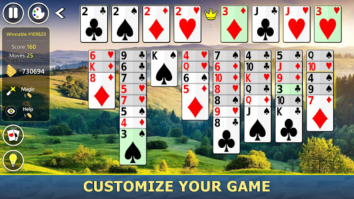 FreeCell Solitaire Mobile 2.0.7 screenshots 23