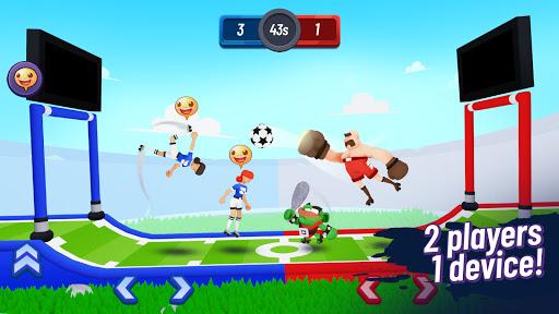 Ballmasters: 2v2 Ragdoll Soccer apklade screenshots 2