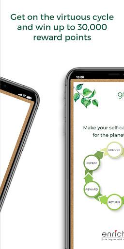 Enrich Salon App 2.0.0 screenshots 2