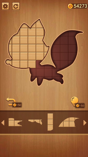 BlockPuz: Jigsaw Puzzles &Wood Block Puzzle Game apkslow screenshots 3